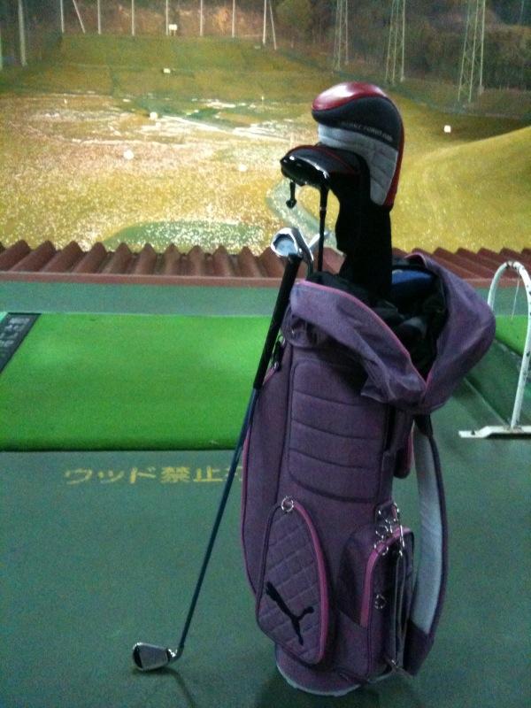 ゴルフどうよ?